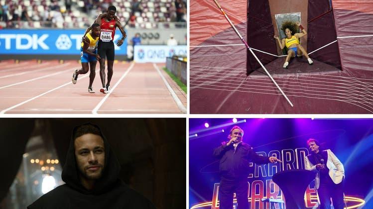 Absurdes, Witziges, Peinliches: Diese 13 Kuriositäten aus dem Sportjahr 2019 bleiben in Erinnerung