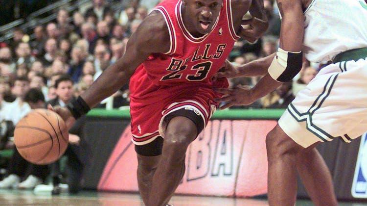 Wie eine Basketball-Doku über Michael Jordan den Amerikanern in der Coronakrise Halt gibt