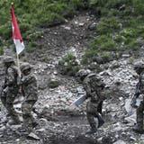 «Ein trauriger Tag für die Armee»: Rekrut stirbt während Leistungsmarsch