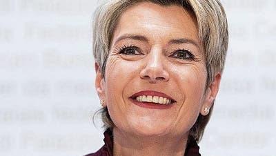 Gebucht-Rubrik mit Bundesrätin Karin Keller-Sutter: «Bei mir gibt es keinen Raum ohne Buch»