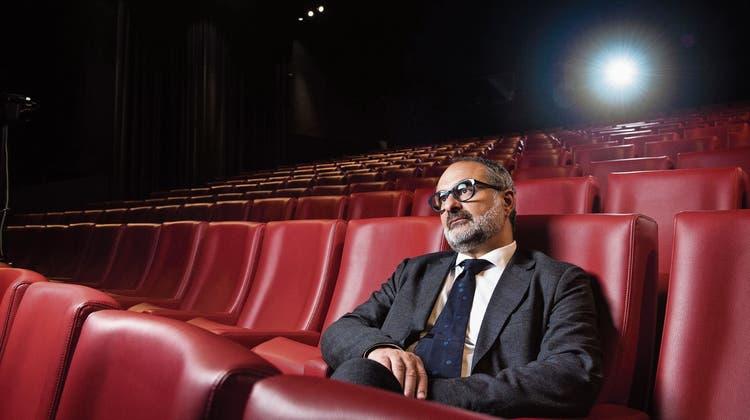 Streitin der Leitung und wieder Kino auf der Piazza Grande: In Locarno soll es nun dieser Mann richten