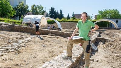 Hier wohnte die Upper Class: Wo Römer weilten, entsteht ein neues Kapitel Zivilisationsgeschichte