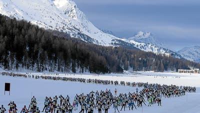 Einen Hauch Engadiner: so können Langlauffans den traditionellen Skimarathon trotzdem erleben