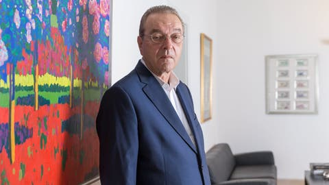 Ex-UBS-Chef Oswald Grübel zum Börsensturz: «Abwarten und bei Marktschwächen dazukaufen»