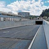 Inbetriebnahme auf nächstes Jahr verschoben: Neuer A1-Tunnel wird wegen Brücke später eröffnet