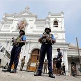 Nach dem Oster-Massaker ist Sri Lankaim Ausnahmezustand