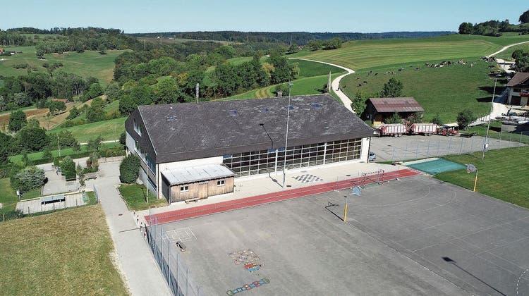 Millioneninvestition für Kienberg: Mehrzweckhalle und Schulanlage werden saniert