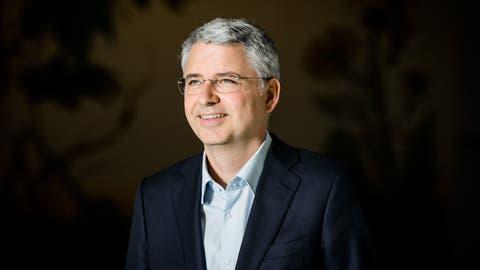 Roche-Chef Severin Schwan: «Wir fahren alles hoch, was nur möglich ist»
