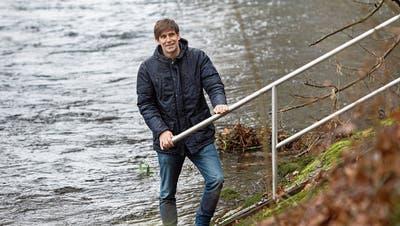 Naturgefahren-Experte: «Die grösste Gefahr im Aargau ist Hochwasser»