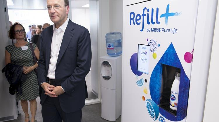 Neue Wasser-Strategie: So will Nestlé Sodastream Kunden abjagen