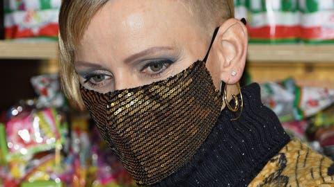 Ex-Schwimmerin wird zur Punk-Fürstin: Charlène von Monaco inszenierteine modische Palastrevolte
