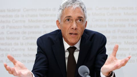 «Disziplinarverfahren ist ein Blödsinn»: Wie sich Bundesanwalt Lauber als Chef seiner Aufseher aufspielte