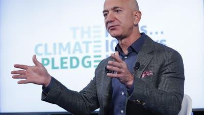 Grosse Gewinne: «Big Tech» mag in Washington unter Druck stehen – die Konsumenten aber lieben Amazon.com, Facebook & Co.