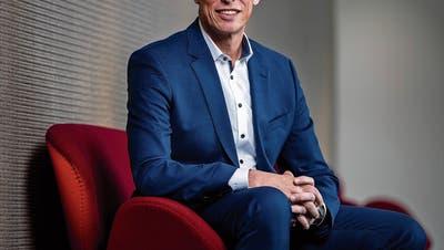 Matthias Rebellius: der Mann hinter dem bald bedeutendsten Industriebetrieb der Schweiz