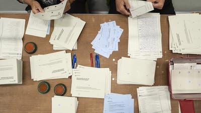 Grosse Verschiebungen im Parlament: Das sind die Endresultate der nationalen Wahlen