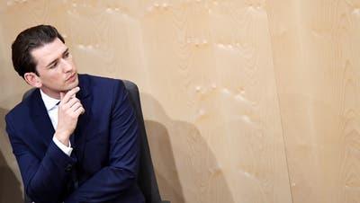 Historisches Ereignis in Österreich: Kanzler Kurz ist abgesetzt