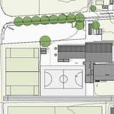 Wie die neue Turnhalle aussehen soll — das Budget 2021 weist einen Ertragsüberschuss auf