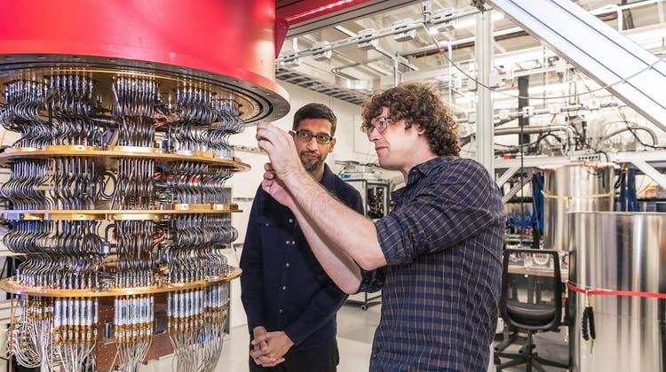 Google verkündet Durchbruch bei Quantencomputern – IBM hält dagegen