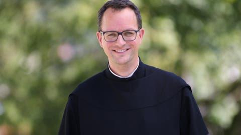 «Ich musste das Loslassen einüben –Dank dem heimtückischen Chäferli!»: Pater Andri Tuor (46), Benediktinermönchund Rektor der Stiftsschule Engelberg