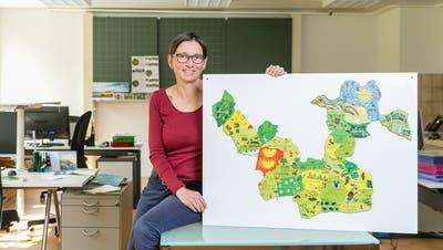 Was der Jurapark dem Aargau bringt: Geschäftsleiterin Christine Neff zieht Bilanz
