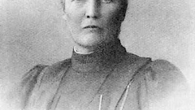 Diese Aarauer Lehrerin kämpfte bereits vor 100 Jahren für die Gleichberechtigung