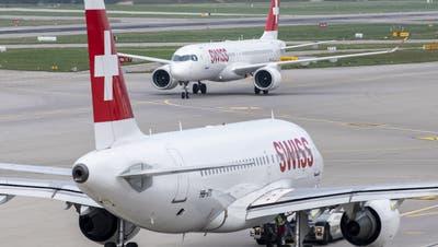 Kompletter Buchungseinbruch: Swiss streicht jeden zweiten Flug