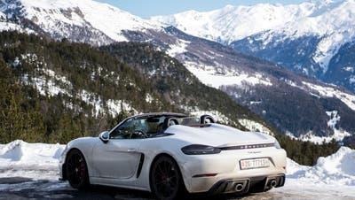 Corona-Krise ist die Zeit der Cabrios: Wir haben den718 Spyder von Porsche getestet