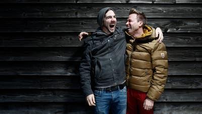 Sie bringen die Schweiz zum Lachen: Was der Erfolg von Divertimentoüber den Humor in diesem Land verrät