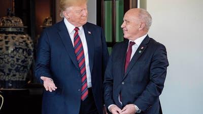 Ueli Maurer trifft Donald Trump: «Die Schweiz war sehr lange sehr zurückhaltend»