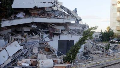 Erdbeben sind in der Region Albanien häufig – so stark bebte es allerdings letztmals 1979