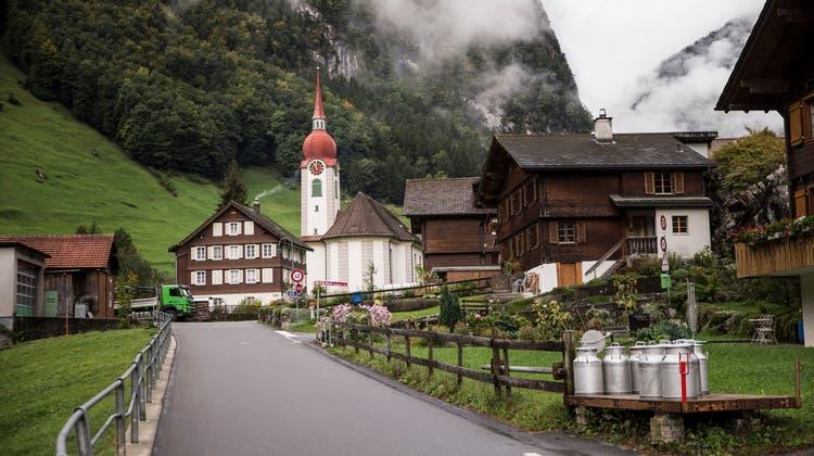Isenthal und vier weitere Gemeinden neu alsjugendfreundliche Bergdörfer ausgezeichnet