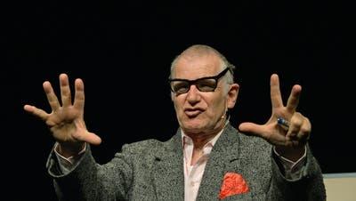 Joachim Rittmeyer gehört nun zu den ganz Grossen des Kabaretts