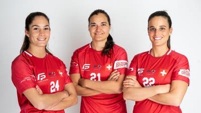 Griff nach den Sternen: Die «Bündner-Gang» will an der Heim-WM in Neuenburg den Titel holen