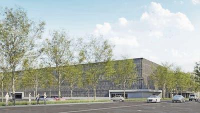 Das Kantonsspital Aarau und seine Parkplatzsorgen