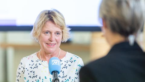 Christiane Guyer liegt über dem absoluten Mehr – trotzdem reicht es nicht zur Wahl
