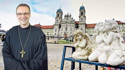 Beliebte Online-Gebete, leere Opferstöcke: Abt des Klosters Einsiedeln Urban Federer über Ostern zu Zeiten des Virus