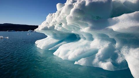 Nur einmal gab es bereits weniger Sommereis in der Arktis