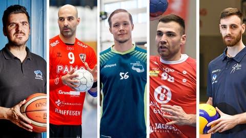 5 Sportchefs erzählen: Warum Klubs aus der Region auf ausländische Stars setzen – und wie die Transfers gelingen