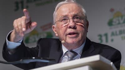 Blocher: «Wer verliert, kann nicht bestimmen» ++ 170'000 Franken Kredit für Abgewählte ++ Grüner Bundesratssitz auf Kosten der SVP