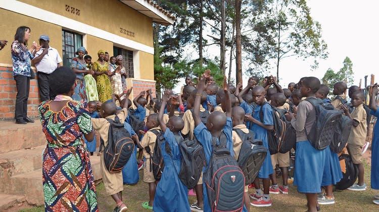 Hilfe für arme Kinder und Familien: Hilfswerk Margrit Fuchs hilft doppelt so vielen Kindern
