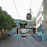 Stadt tritt bei der Seilbahn ins Bäderquartier auf die Bremse – und bringt eine neue Idee ins Spiel