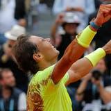 Nadal ist der ewige Favorit – doch im Herbst könnte gegen den Goliath die Stunde des Davids schlagen