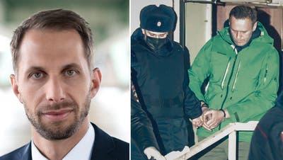 Anwalt des Putin-Gegners: «Die Schweiz könnte im Fall Nawalny eine wichtige Rolle übernehmen»