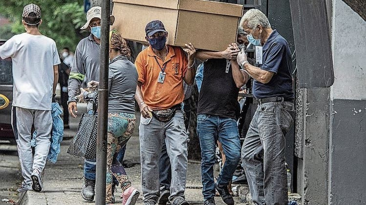Ärzteexport, Drogendeals und Stossgebete: Lateinamerika reagiert mit teils absurden Massnahmen auf die Coronakrise