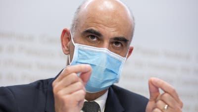 Das charmante Lispeln des Gesundheitsministers