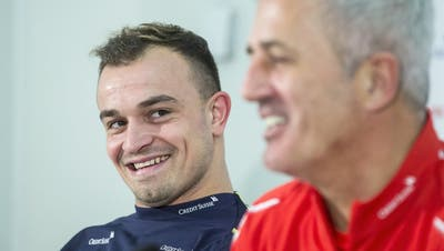 Petkovic zur Versöhnung mit Shaqiri: «Ich liebe ihn und werde ihn immer lieben – als Mensch und als Spieler»