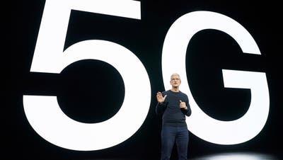 Neue Modelle vorgestellt: Apple bringt das iPhone in die 5G-Ära