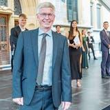 Die Alte Kanti verliert ihren grössten Freiämter: Rektor Martin Burkard geht in Pension