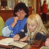 «Ich schwöre, ich bringe diesen Schweizer um!» – was ich mit Maradona im Hotelzimmer erlebt habe