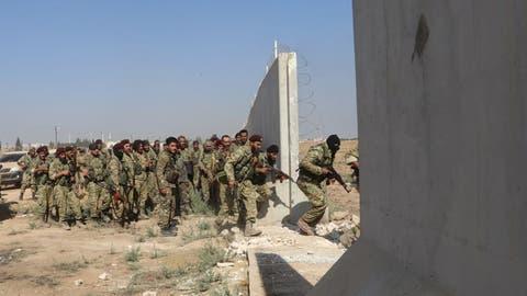 Erdogans Militäreinsatz in Syrien: Warum die Türken scheitern werden